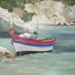 Fishing Boat, Paxos, Greece